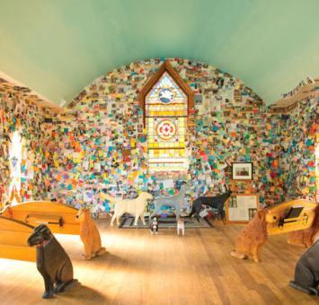 VT Dog Chapel