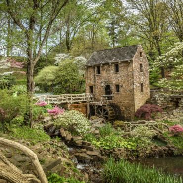 AR Little Rock The Old Mill