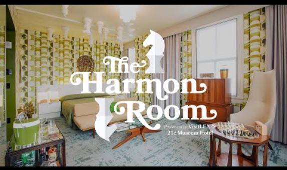 Queen's Gambit Room