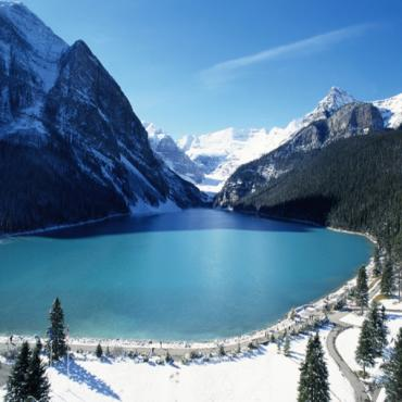 Lake Louise Alberta