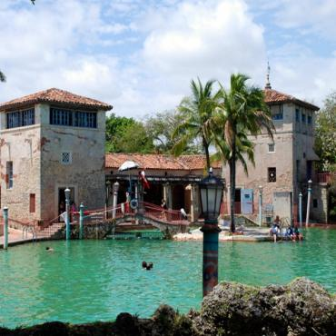 Venetian Pool Coral Gables