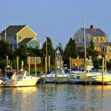 Marina at Cape Cod