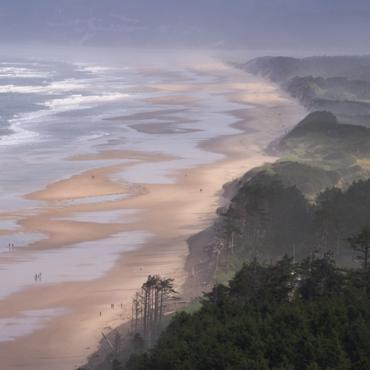 Cape Lookout beach OR