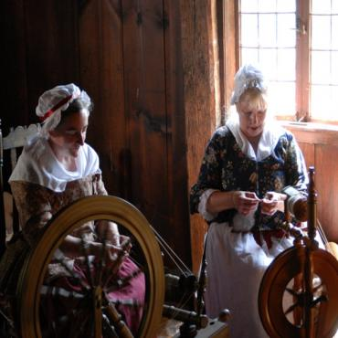 Ladies spinning Plymouth Mass