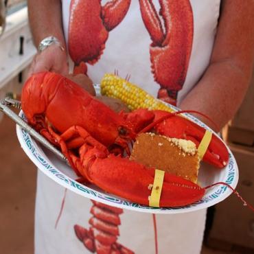 Lobster Mass
