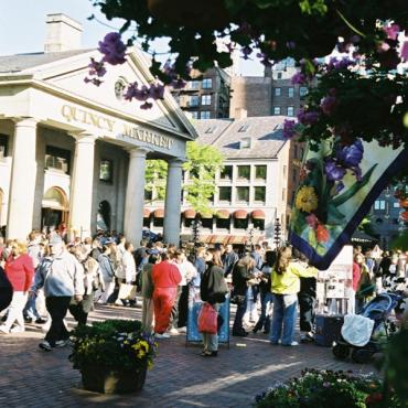 Quincy Market Mass