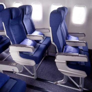 United Economy seats