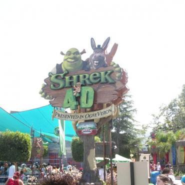 Shrek Universal CA