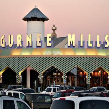 Gurnee Mills Exterior IL