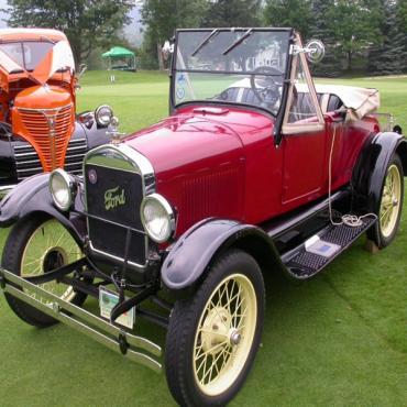 Model T Car Detroit