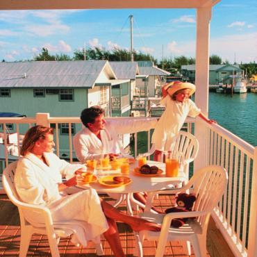 FL Keys Family breakfast