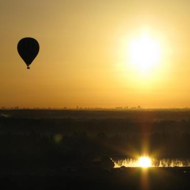 SUnrise balloon MCO