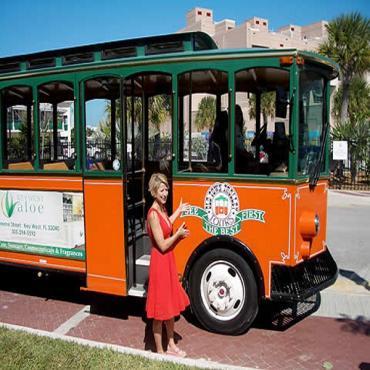 Trolley key west