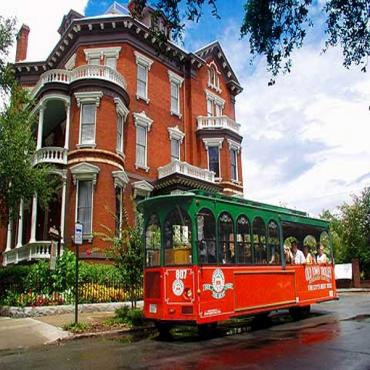 Trolley Savannah