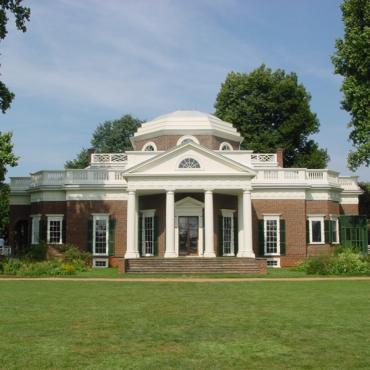 Monticello Charlottesville VA