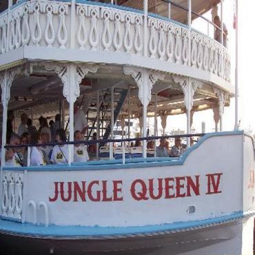 Jungle Queen FLL