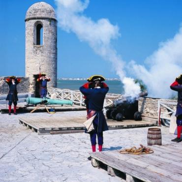Castillo de San Marco FL