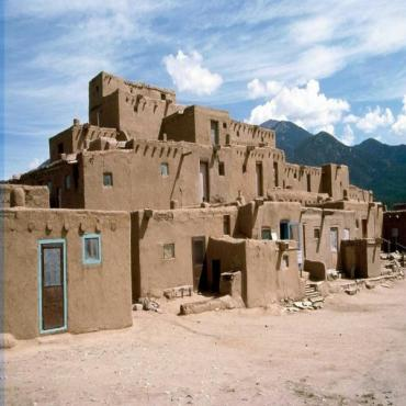 Taos Indian Reservation NM