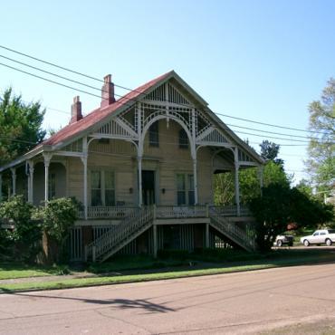 Historical house Natchez