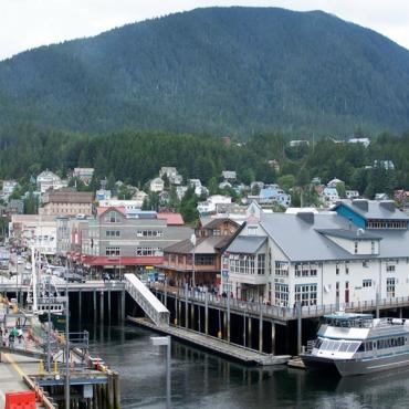 Juneau view