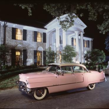 Graceland & pink cadillac