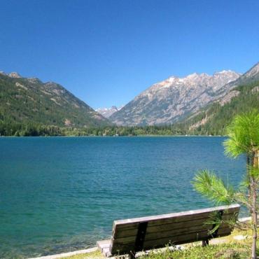 Lake Chelan WA