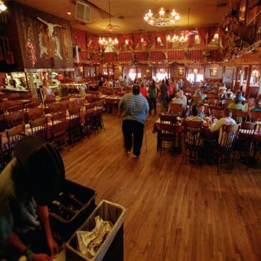 Big Texan Steak Ranch Amarillo