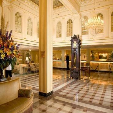 Monteleone Hotel MSY Lobby
