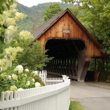 Middle Bridge Woodstock VT