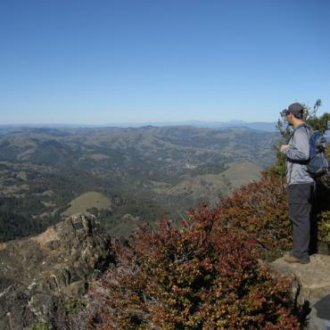 Verna Dunshee Trail CA