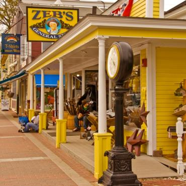 Zebs store North Conway