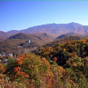 Gatlinburg TN scenic