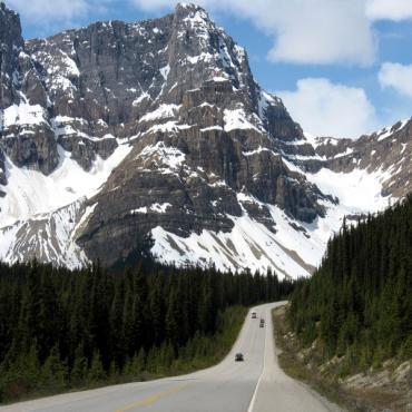 Icefields Pkwy Alberta