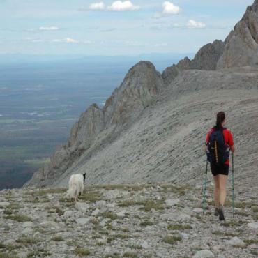 Hiking Cariboo Chilcotin Coast