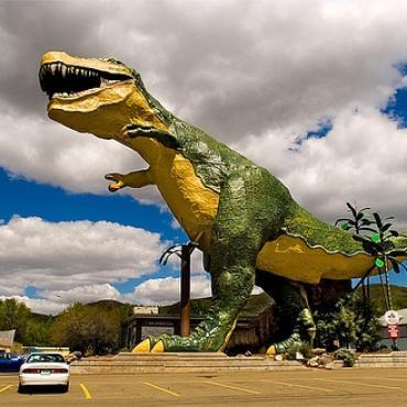 Dinosaur Trail AB