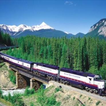 Rocky Mtneer Train