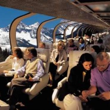 Rocky Mtner Train BC
