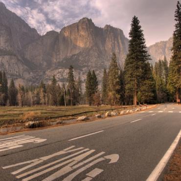 CA bro scenic road
