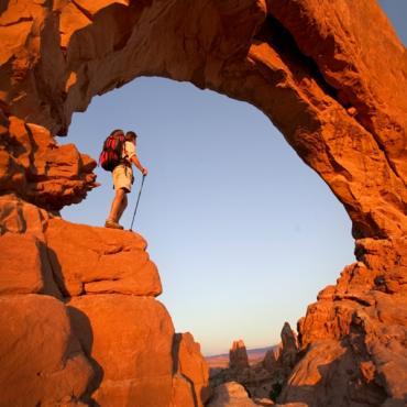 iStock_ Rock arch