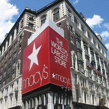 Macy's NY exterior