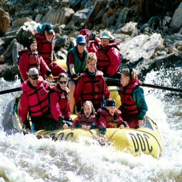 Rafting Fairbanks Alaska