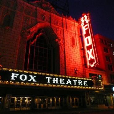 Fox Theatre St Louis MO