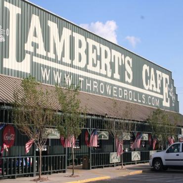 Lamberts Cafe MO