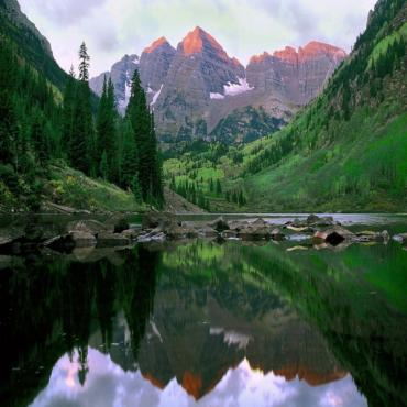 Colorado Maroon Bells