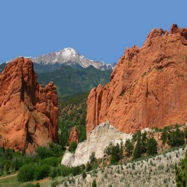 Colorado Pikes Peaks