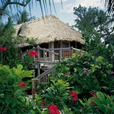 Little Palm Island bungalow