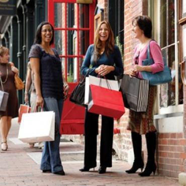 Richmond VA shoppng