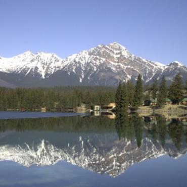 Jasper NP Lac Beavart