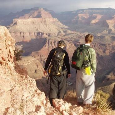 Grand Canyon Hiking