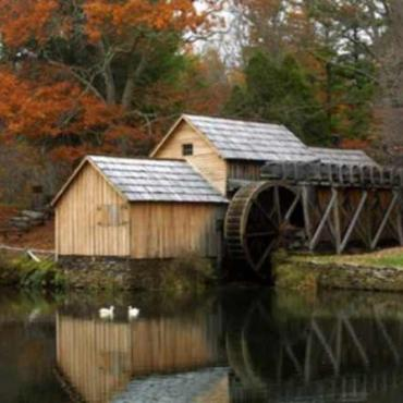 VA Blue Ridge Parkway Mabry Mill
